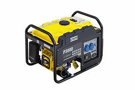 Atlas Copco P3000 Generator