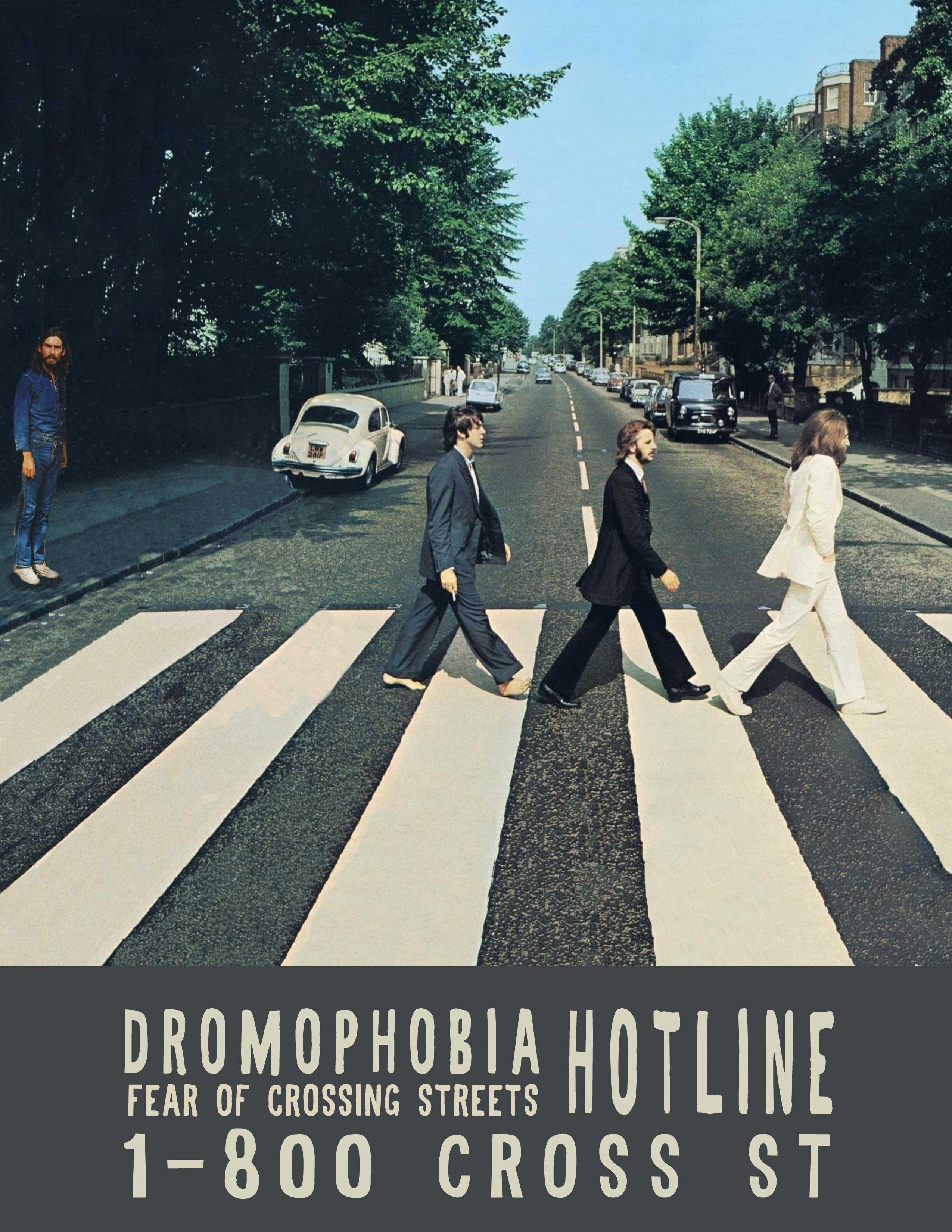 Dromophobia Ad