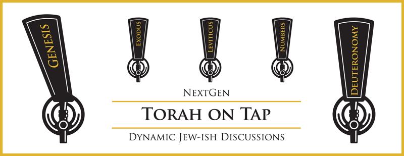 Torah-on-Tap Banner