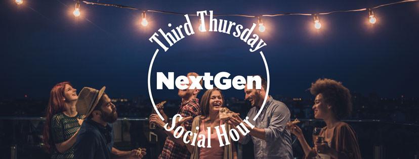 Third Thursday Social Hour banner