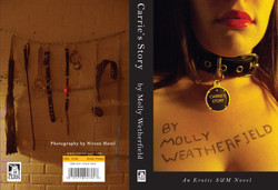 Carries Story Book Cover