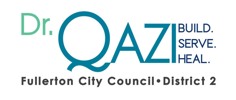 Dr Qazi Logo