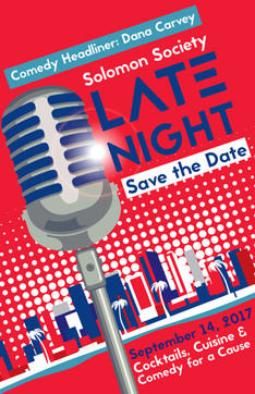 Late Night Save the Date