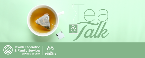 Tea & Talk banner