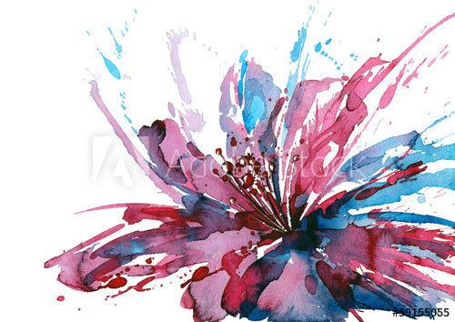 Art class - abstract flower.jpg