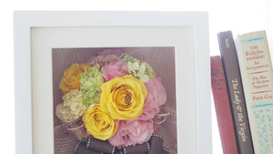 『SC white BOX』結婚式の花束・アフターブーケ