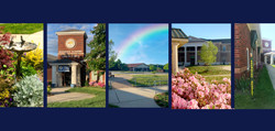campus collage