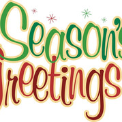 Message and Season's Greetings from our Board President