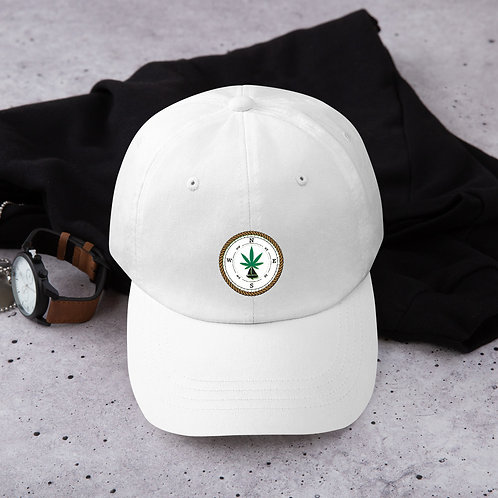 90 to Zambo Compass Embroidered Dad hat