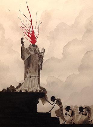 Ye who live, thou yet shall die