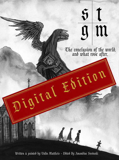 Digital book STGM - the conclusion of the world, and what rose after - PDF