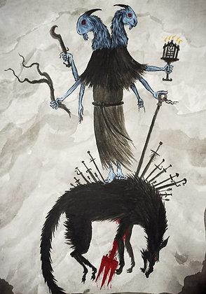 gods of the briar road I