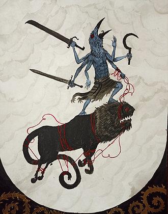 gods of the briar road II