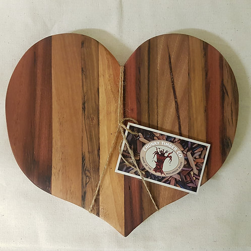Laminated Heart