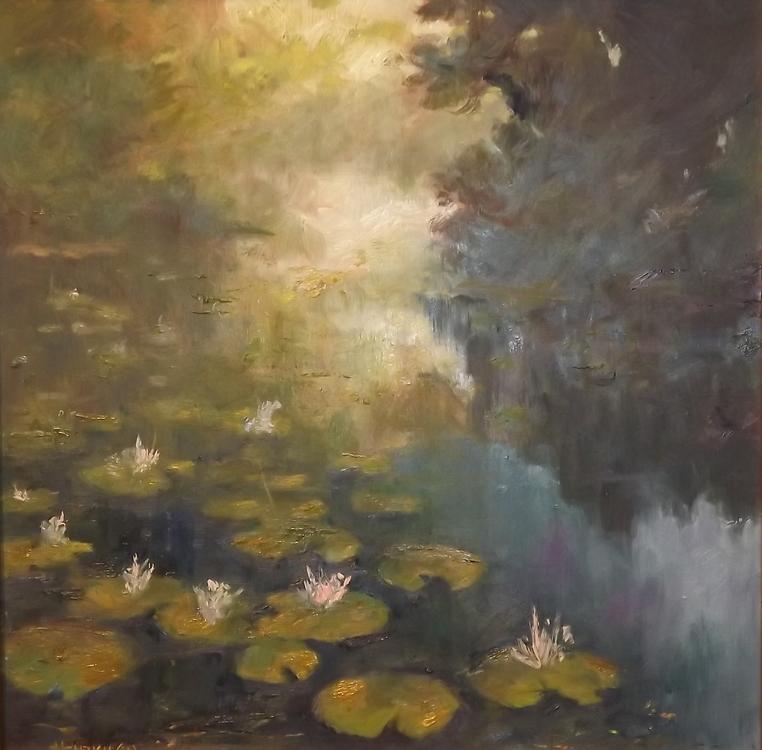 Tom Henrichsen Painting