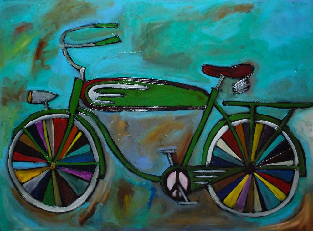 Michael Holmes Artworks