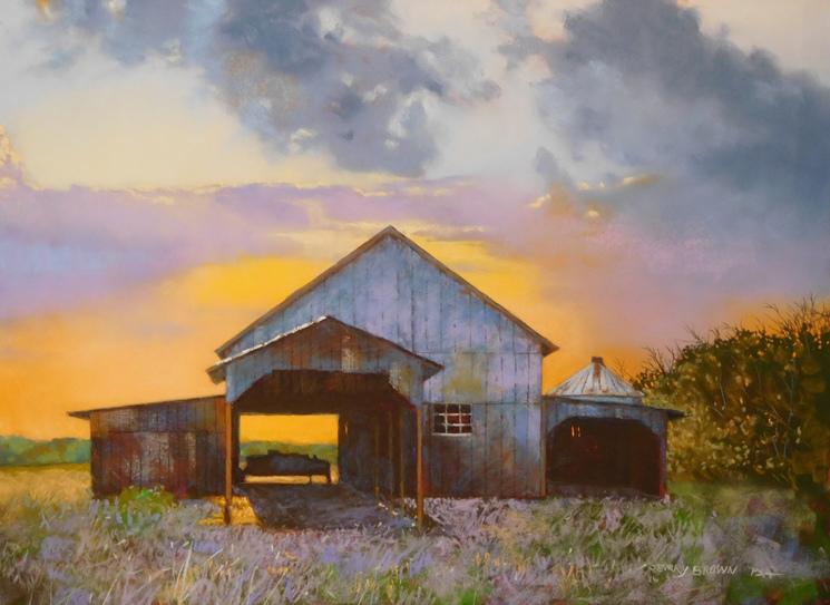 Jerry H Brown Art
