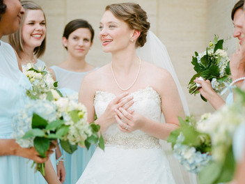 Alabama wedding at Jule Collins Smith Museum- Little Acorn photography