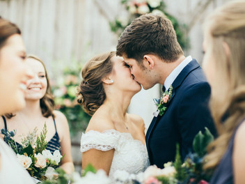 Meagan and Taylor- Alabama Wedding at J and D Farms- lauren bailey photography