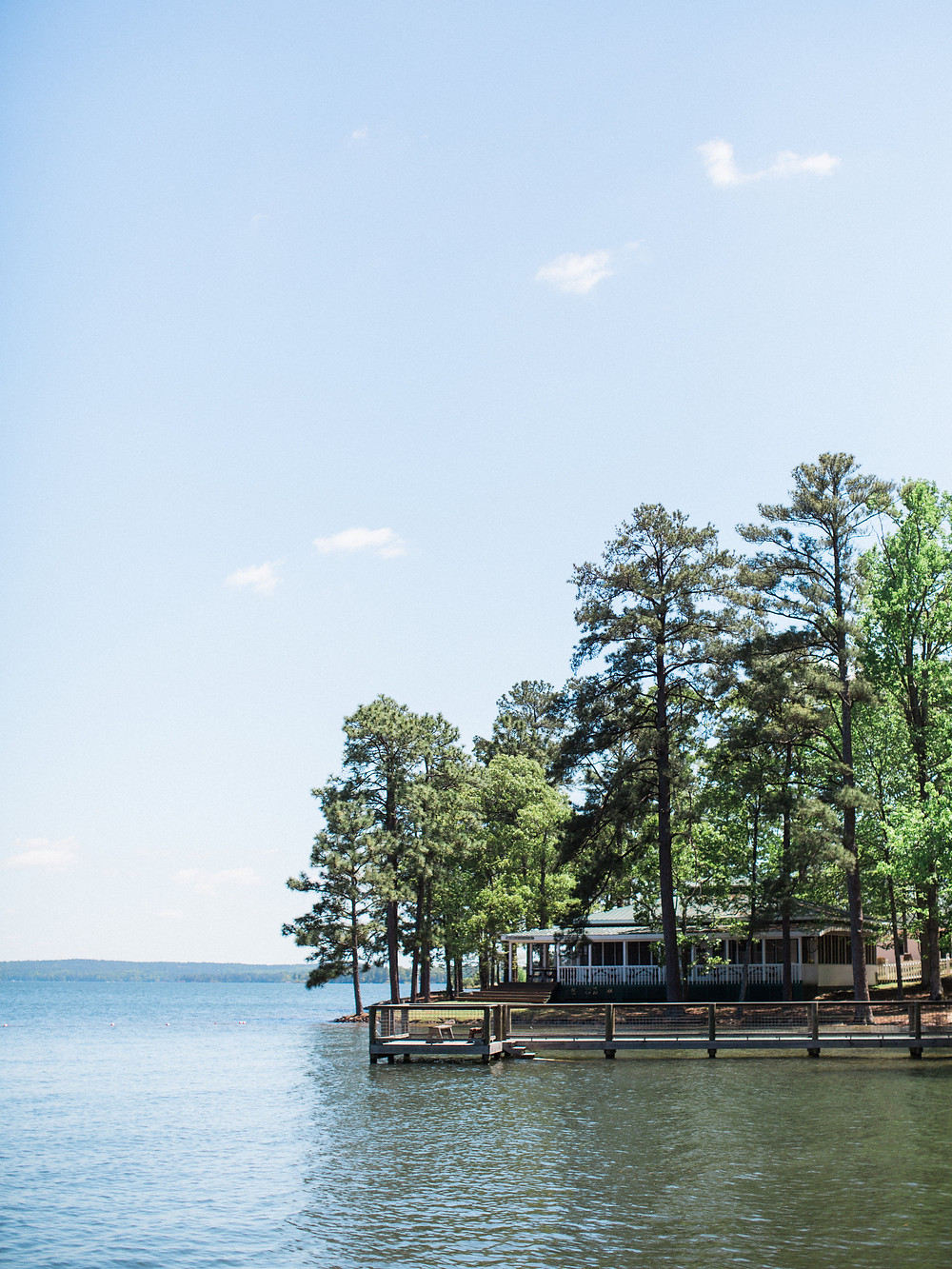 wedding venue, lake martin, al
