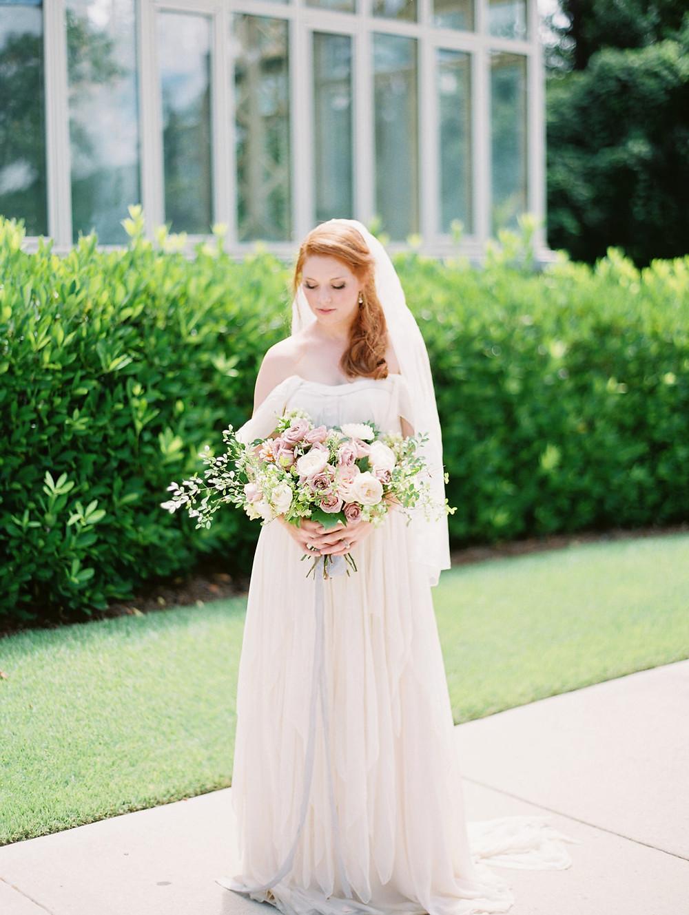 alabama bride, bouquet birmingham