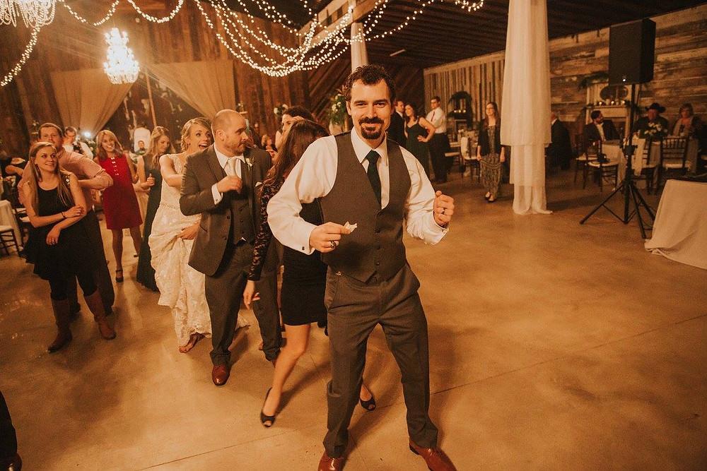 auburn coordinator wedding dance
