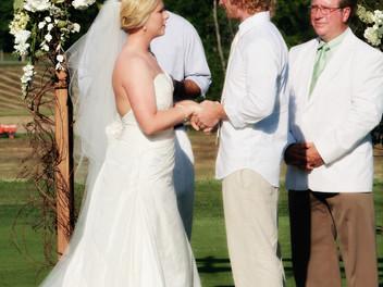 Adrienne and Joeys Alabama Wedding