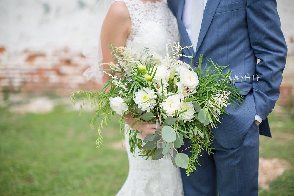 brides bouquet flowers, auburn alabama