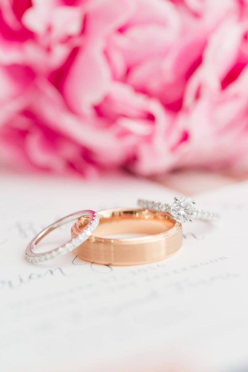wedding ring planner
