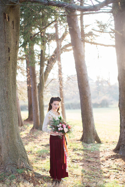 bride flowers planner al