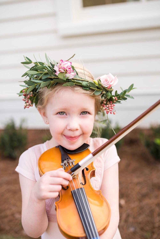 flower girl wedding planner