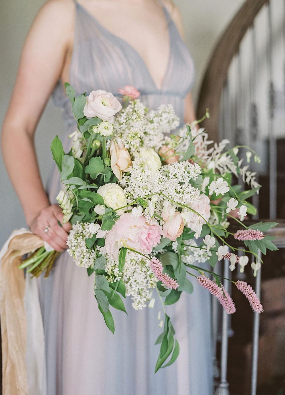 destination wedding bouquet