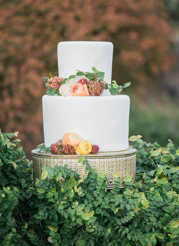 cake flowers planner