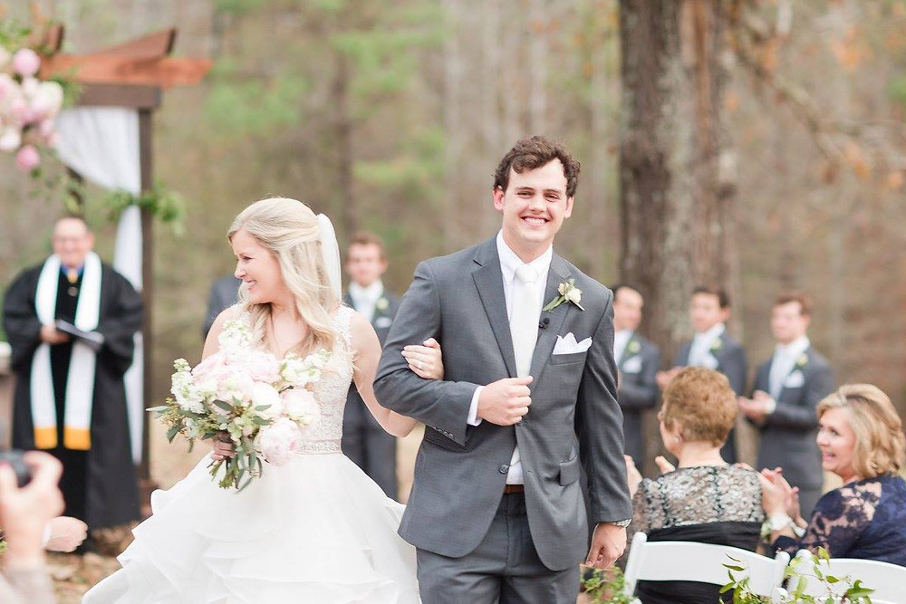 auburn wedding coordinator ceremony