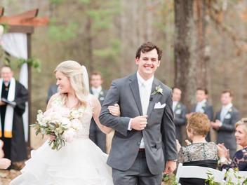 Kayla and Nicks pretty pink peony Alabama wedding