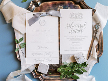 Kentucky meets Florida - a war eagle Auburn wedding welcome- Pipervine Photography
