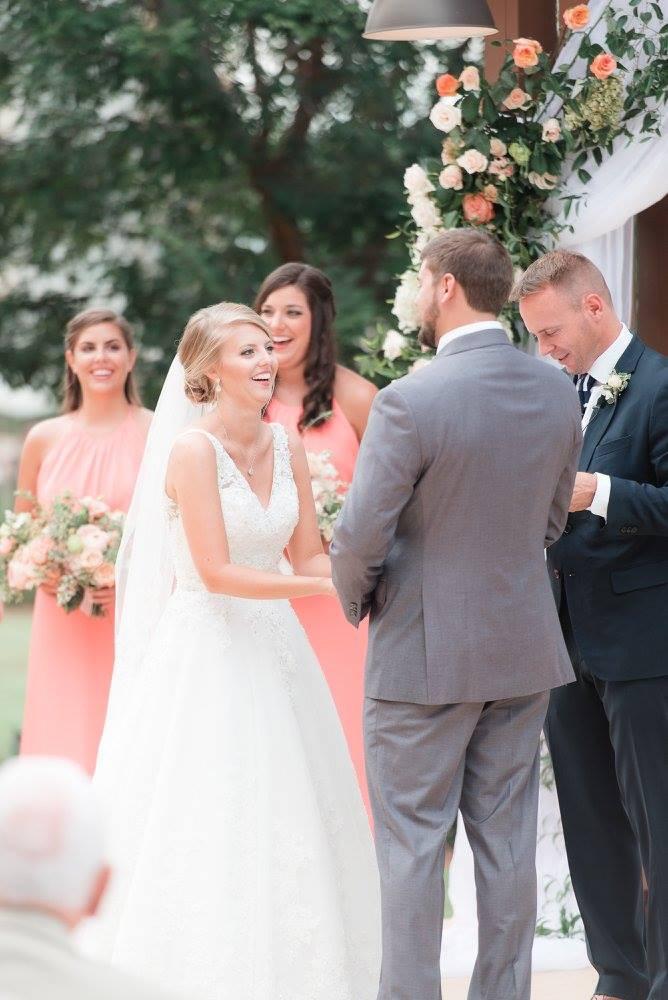 ceremony auburn wedding planner