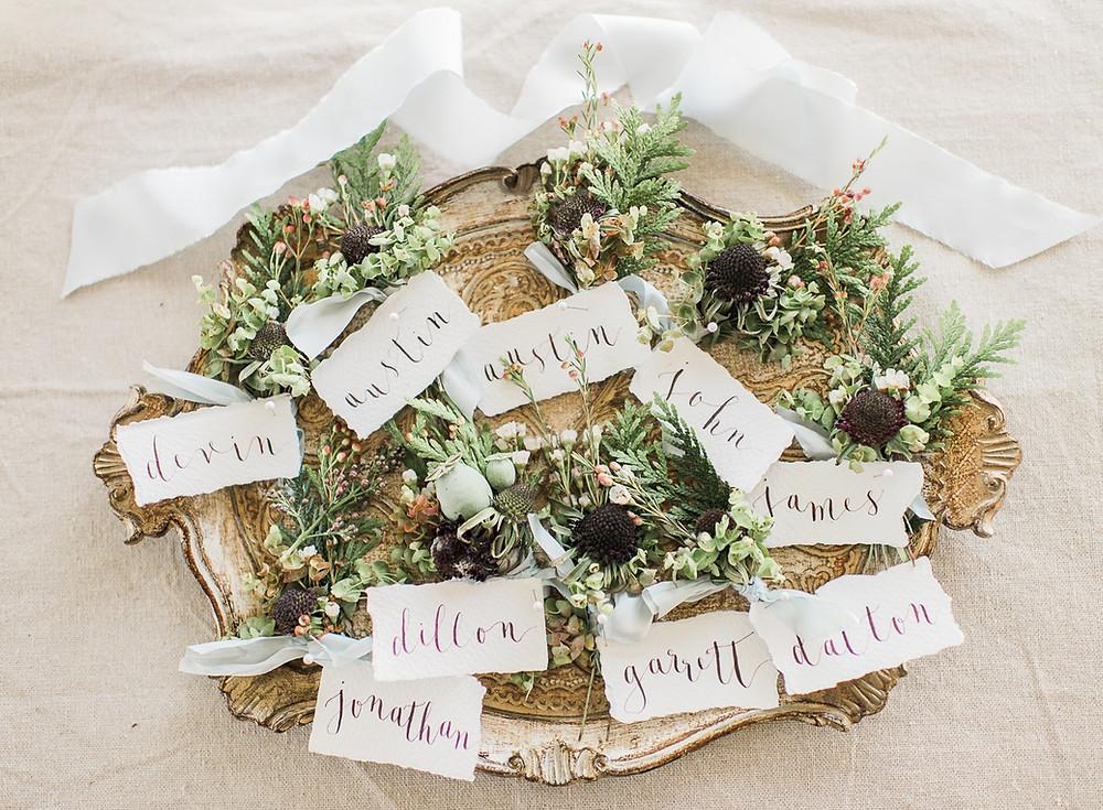 alabama wedding flowers