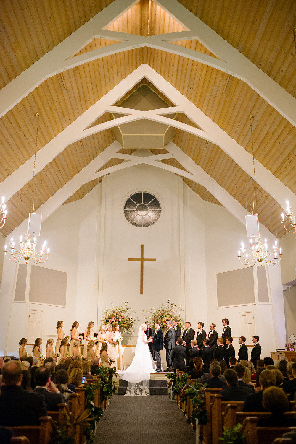 Altamont Church Birmingham Al wedding