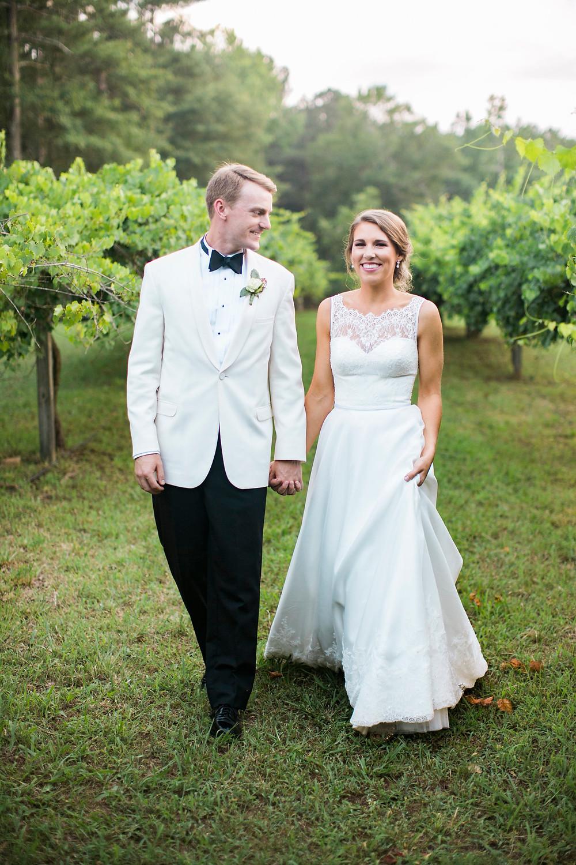 ga wedding flowers bride groom coordinator