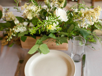 Setting the Table- Alabama Wedding Receptions