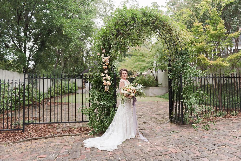 wedding birmingham garden