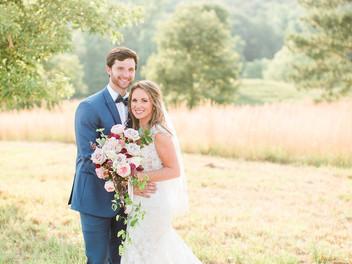 Haley and Nicks Lake Martin, Alabama wedding