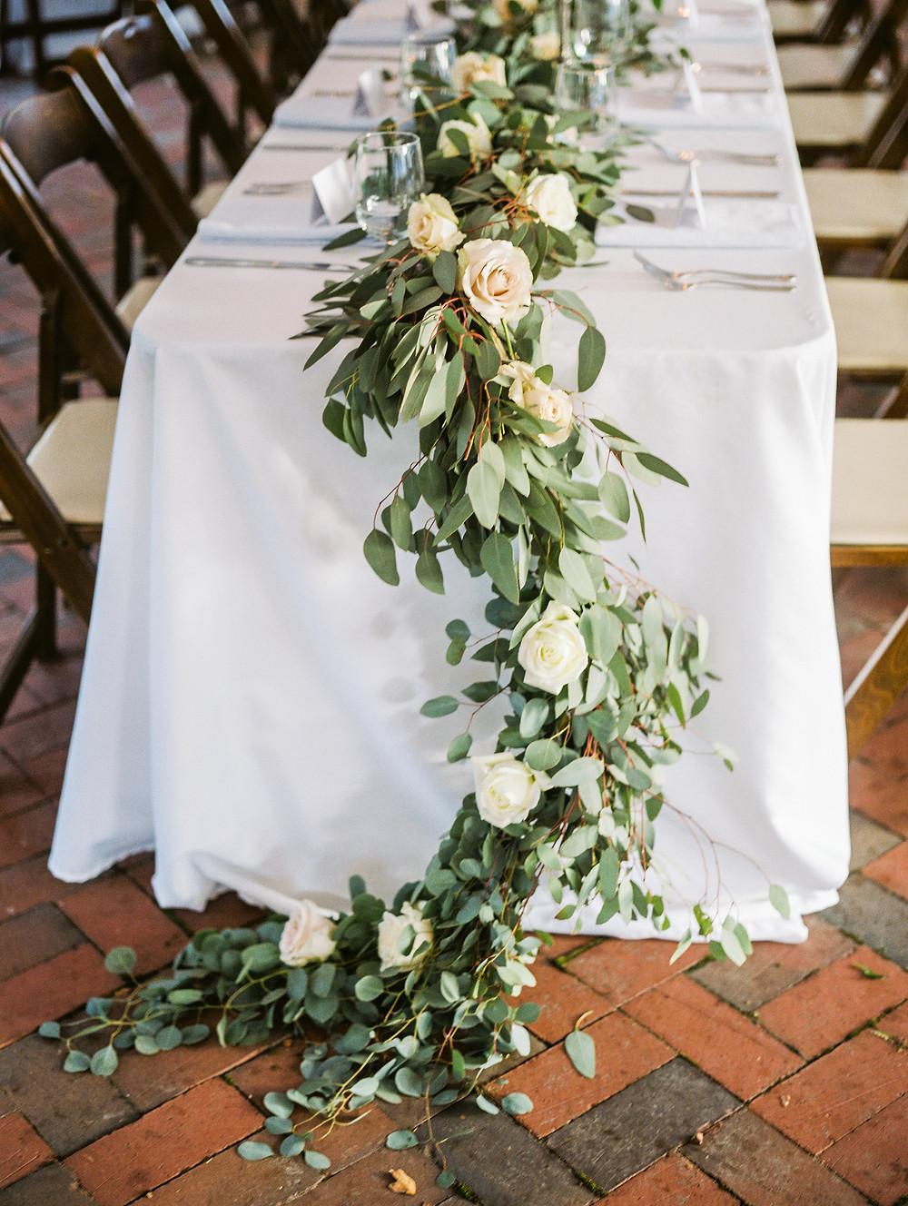 auburn wedding flowers planning