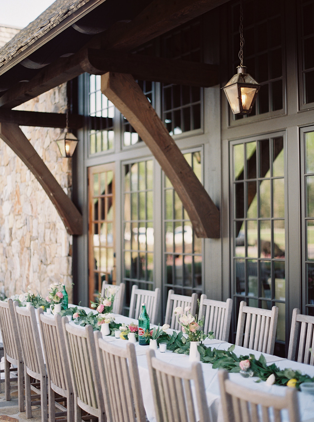 alabama wedding florist lake martin venue