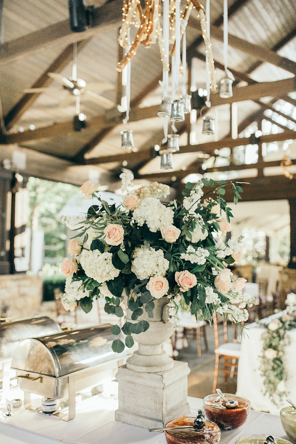 wedding planner flowers reception