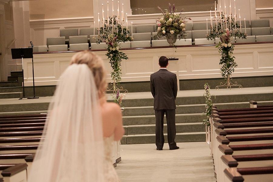 church wedding planner