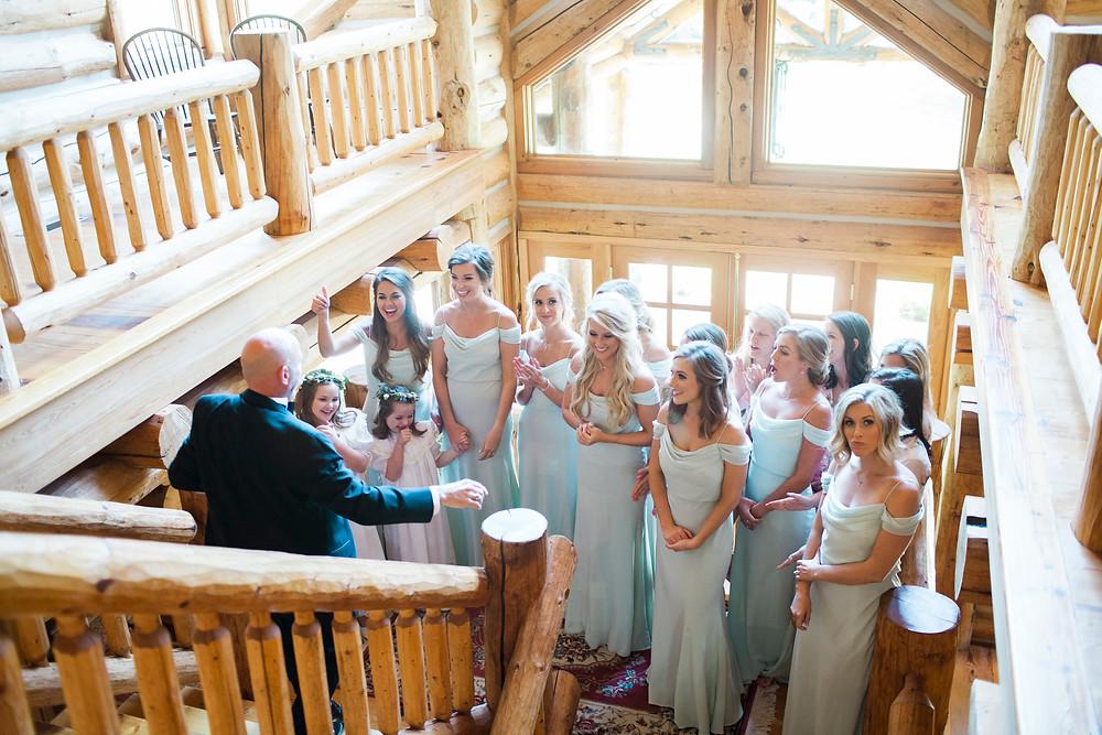 wedding party ga coordinator