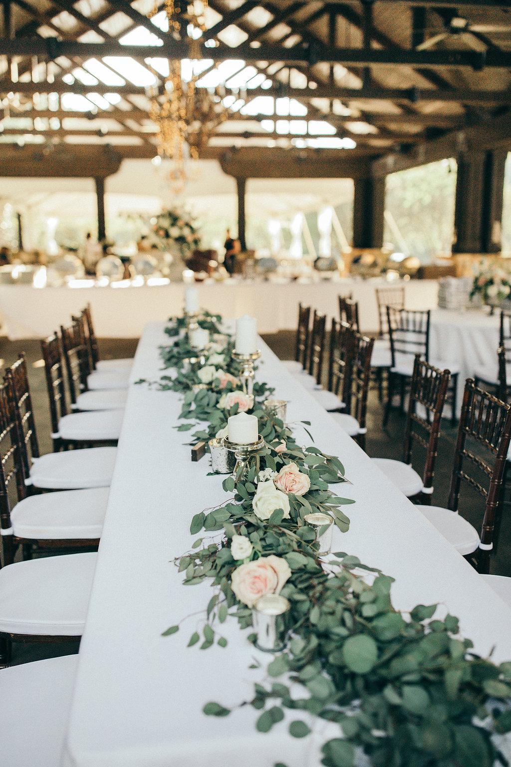 auburn alabama wedding decor