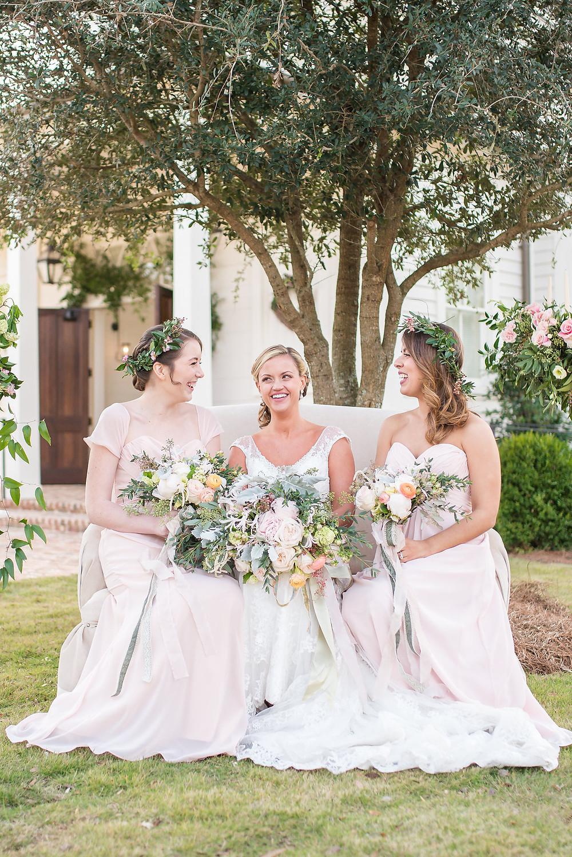 bridesmaids wedding planner